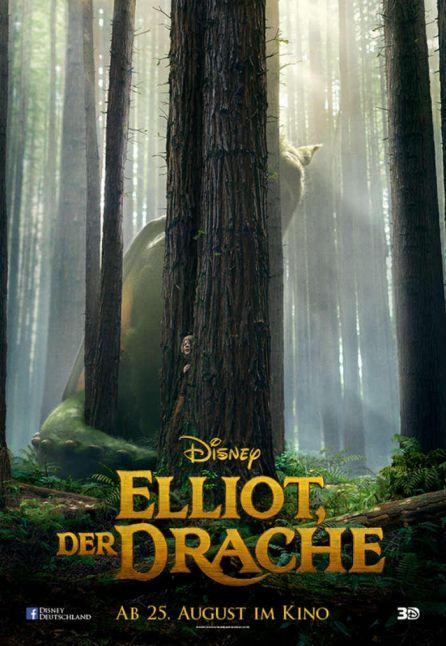 ELLIOT, DER DRACHE   DE